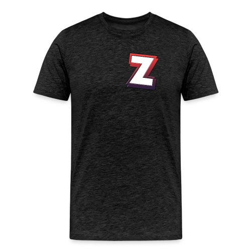 Team-ZeeYz logo - Premium T-skjorte for menn