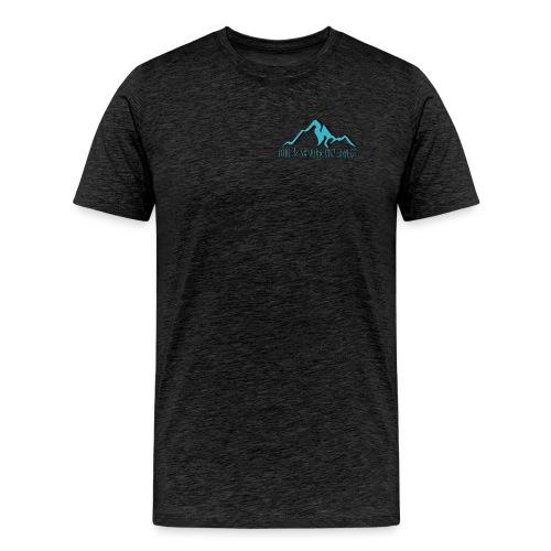 Tobiundsandraunterwegs - Männer Premium T-Shirt