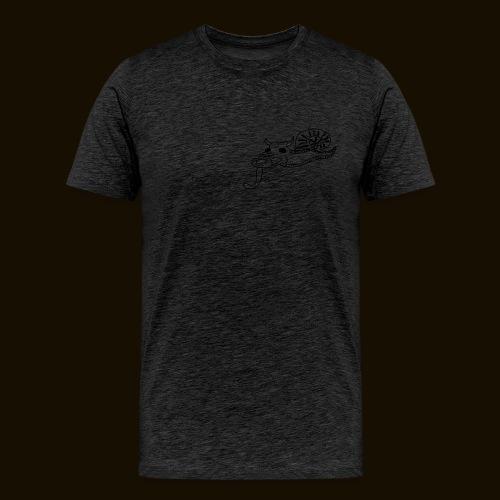 Schoki - Männer Premium T-Shirt
