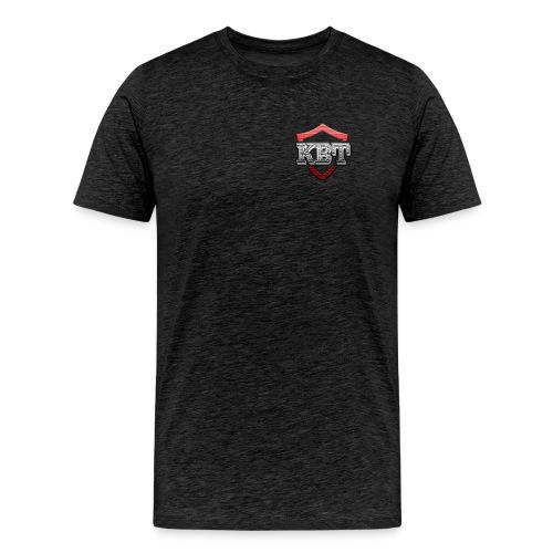 Kbt logo - Men's Premium T-Shirt