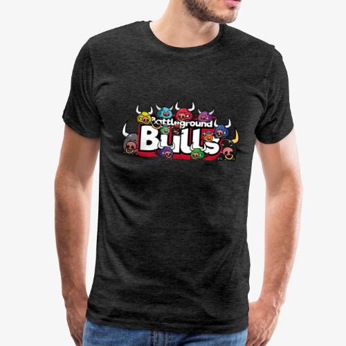 Bulls-Familie - Männer Premium T-Shirt