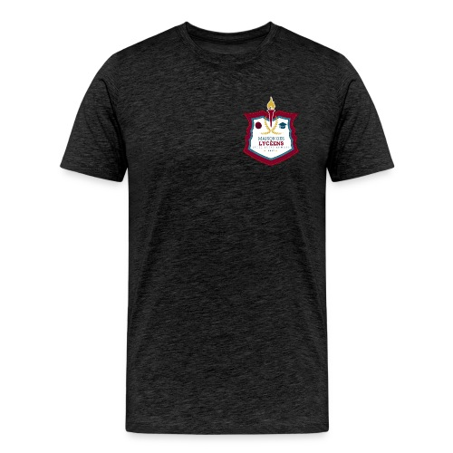 Logo MDL Lycée Louis Armand - T-shirt Premium Homme