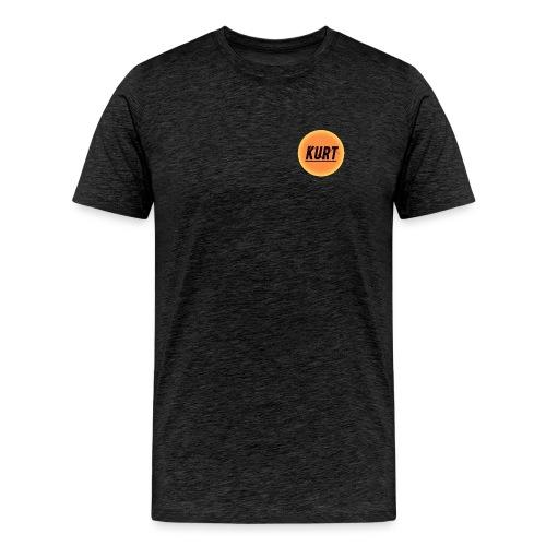 Kurt's Nye Logo - Herre premium T-shirt