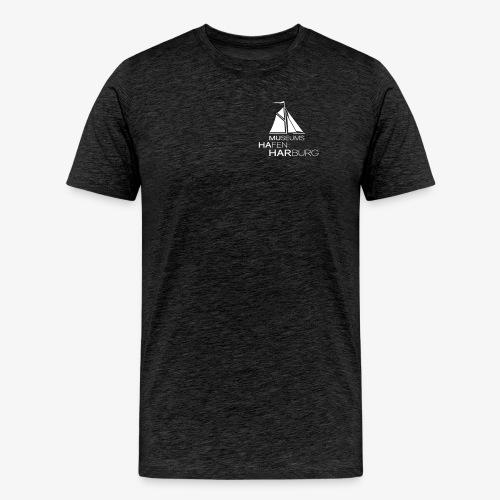 Simply MuHaHar, White - Männer Premium T-Shirt