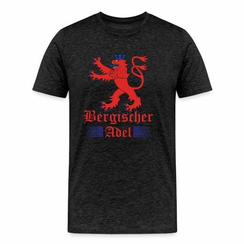 Bergischer Adel - Männer Premium T-Shirt