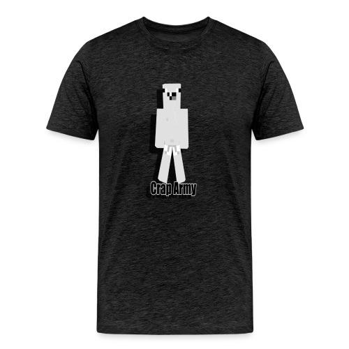 CRAPER THAN U - Männer Premium T-Shirt