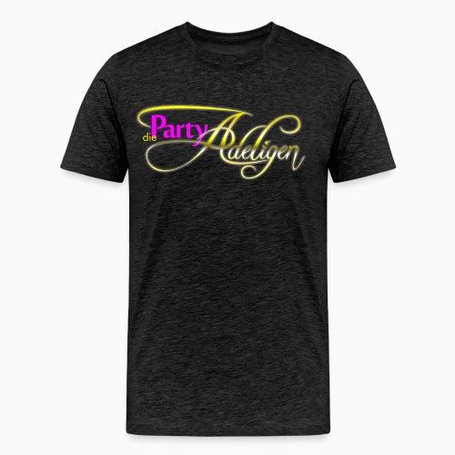 Die PartyAdeligen - Männer Premium T-Shirt