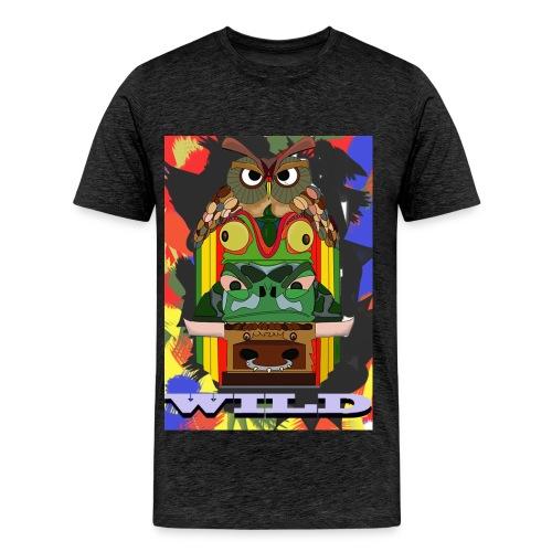 Totem Animal - T-shirt Premium Homme