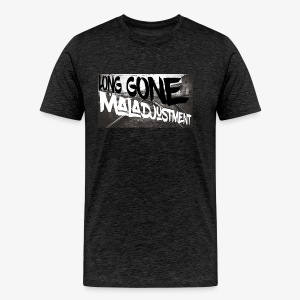 Maladjustment long gone - Männer Premium T-Shirt