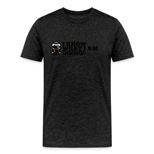 Kimi Raikonnen - Leave Me Alone... - Men's Premium T-Shirt