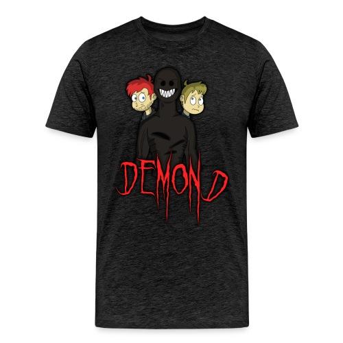 'DEMOND' Tshirt (Colesy Gaming - YouTuber) - Men's Premium T-Shirt