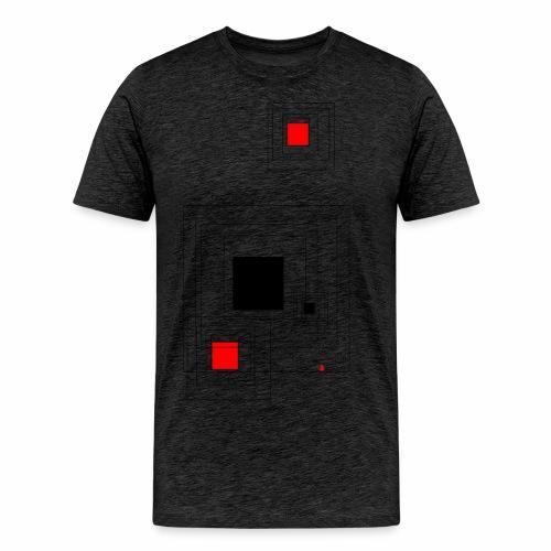 geometric design - Männer Premium T-Shirt