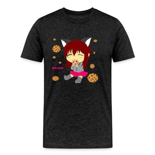 Sherry Blights Cookie Pause - Männer Premium T-Shirt