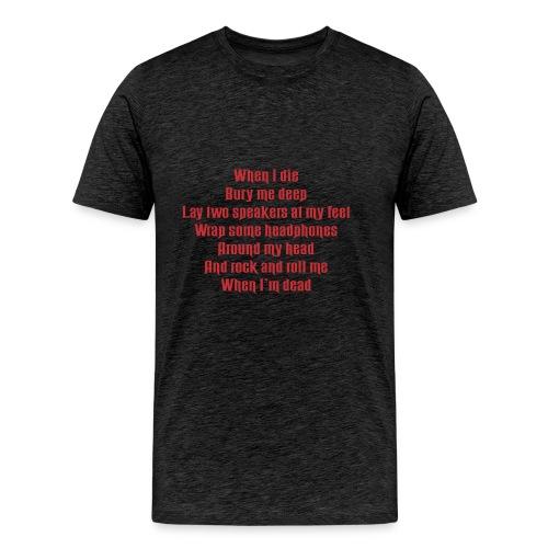 MANDY - Men's Premium T-Shirt