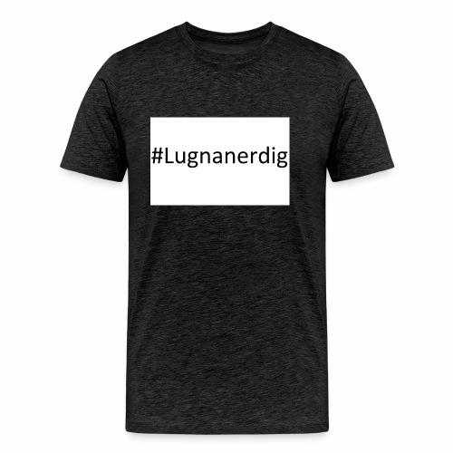 JARRÅ - Premium-T-shirt herr