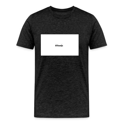 Old Time Clinkx T-Shirt/Hoddie - Men's Premium T-Shirt