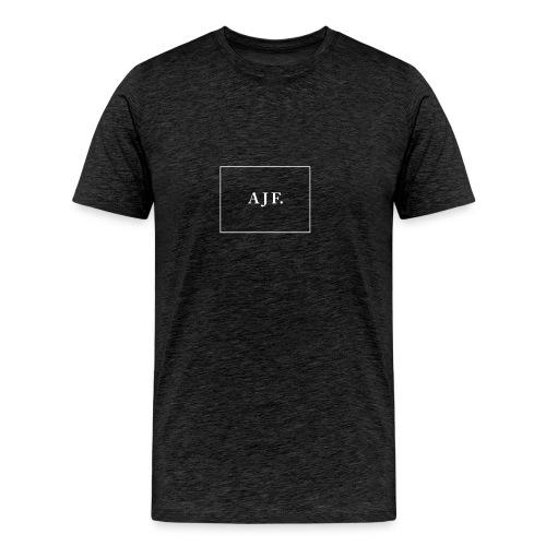 White - Premium-T-shirt herr