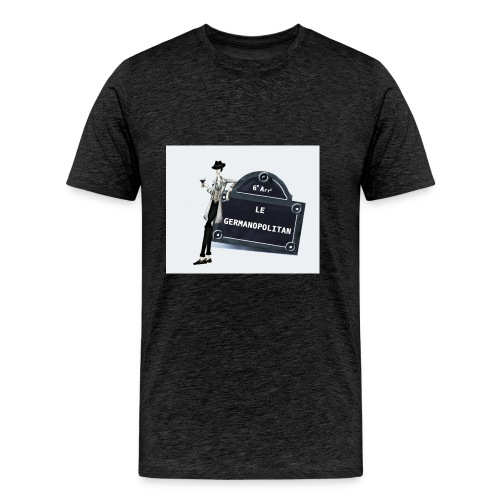 Sac Le Germanopolitan - T-shirt Premium Homme