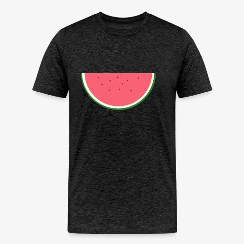 STERN MELONE - Digital MELON - Digital Fruit - Männer Premium T-Shirt