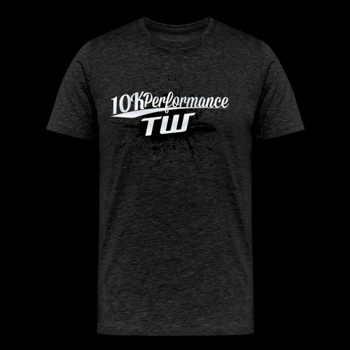 10K Performance by Tim Wiedemann - Männer Premium T-Shirt