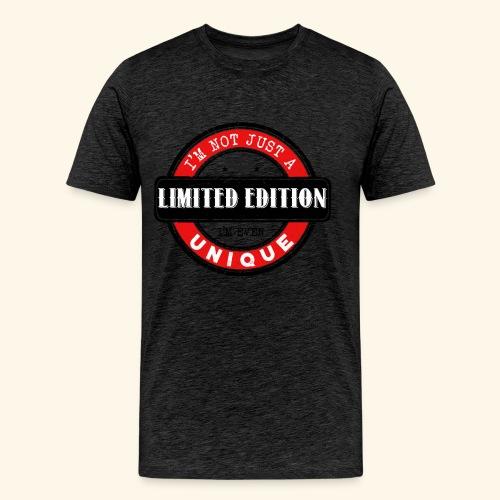 Ich bin einzigartig! - Männer Premium T-Shirt