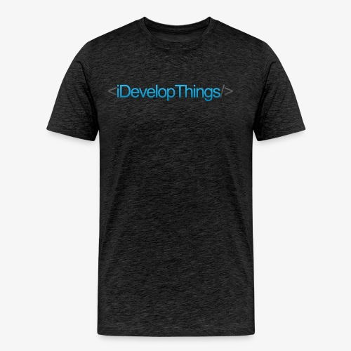 idevelopthings - Men's Premium T-Shirt