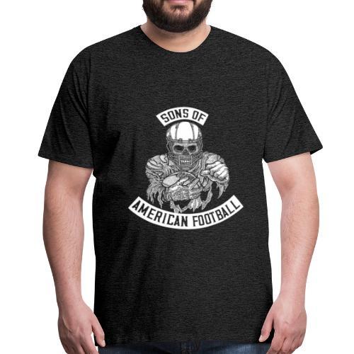 SONS OF AMERICAN FOOTBALL - Männer Premium T-Shirt