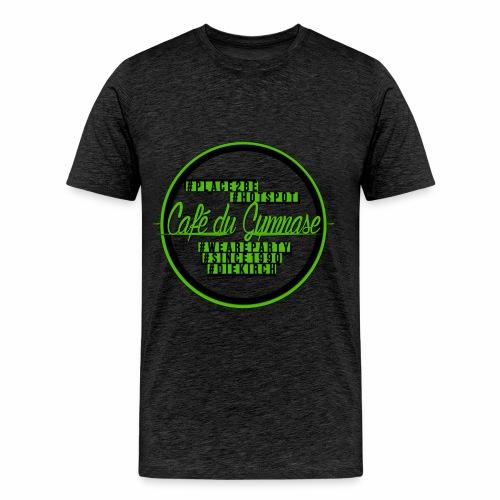 hashtags place2be - Männer Premium T-Shirt