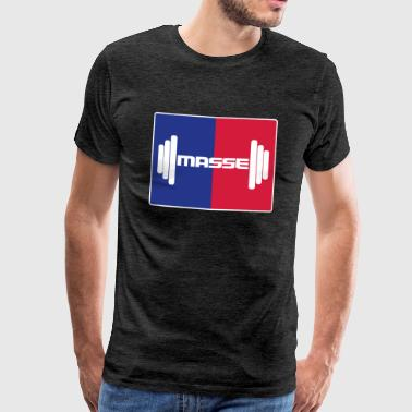 MASSE - NBA Edition - Männer Premium T-Shirt