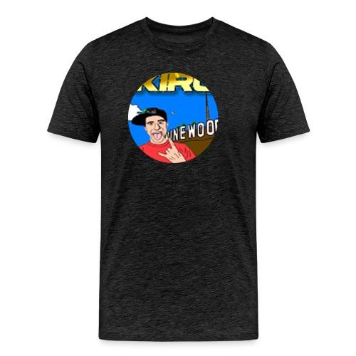 logotipo de mi canal de YouTube. - Camiseta premium hombre