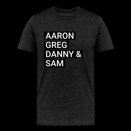 agd&s_bold - Männer Premium T-Shirt