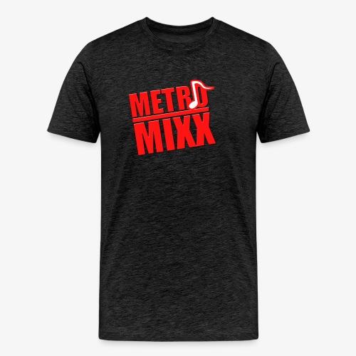 METROMIXX LOGO - Men's Premium T-Shirt