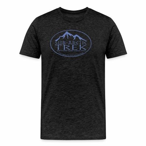 sub arctic trek in aid of sars - Men's Premium T-Shirt