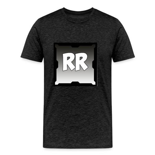Rixel Simpel - Premium-T-shirt herr