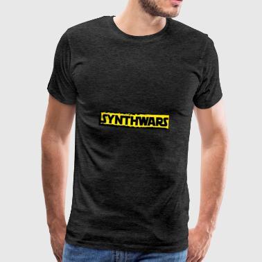 Synthwars Kleidung - Männer Premium T-Shirt