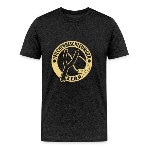 Teilchenbeschleuniger Z.E.R.N. - Männer Premium T-Shirt