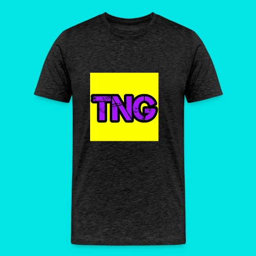 New TNG LOGO - Men's Premium T-Shirt