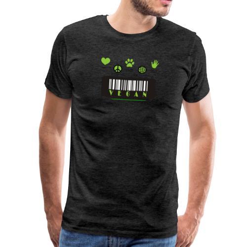 Vegane Sammlung - Männer Premium T-Shirt