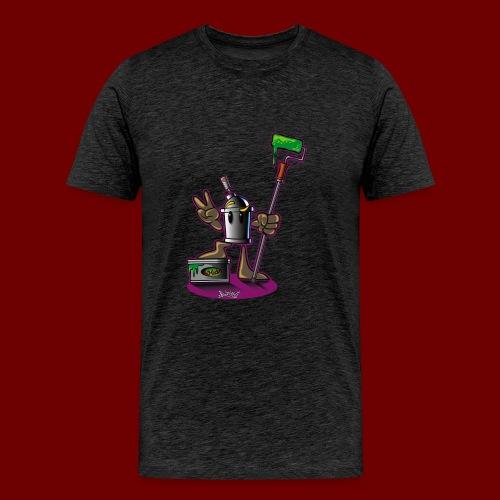 Kannen Boy - Männer Premium T-Shirt