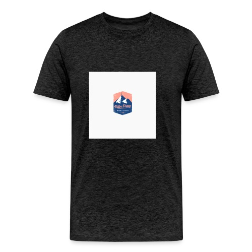 Victor Duruy Pic du Midi 2 - T-shirt Premium Homme