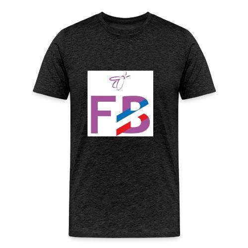Logo FB Profil - T-shirt Premium Homme