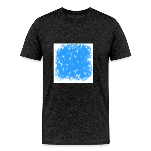 blue-white - Männer Premium T-Shirt