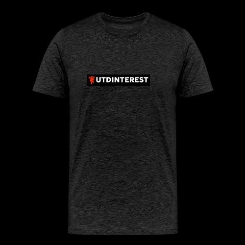 Utd Interest Logo - Men's Premium T-Shirt