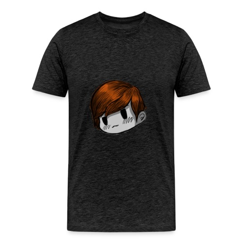 Sketchy KJ (Colour) - Men's Premium T-Shirt