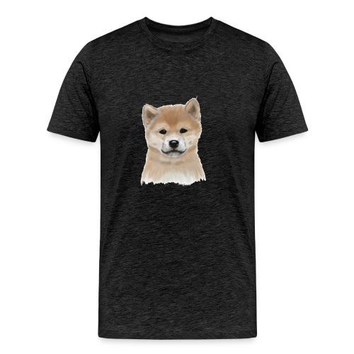 Akita Inu - Koszulka męska Premium