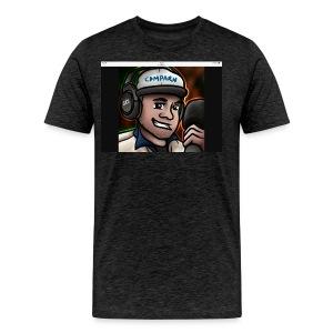 Comparns - Premium-T-shirt herr