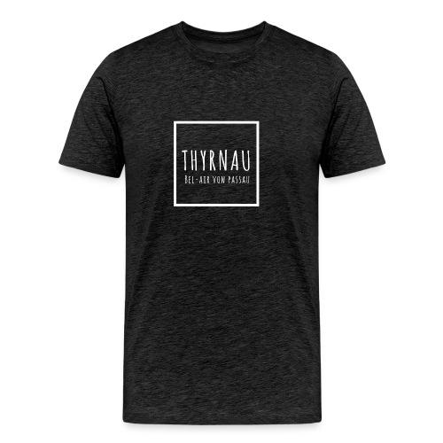 Dorfleibal | Thyrnau Bel Air von Passau | white - Männer Premium T-Shirt