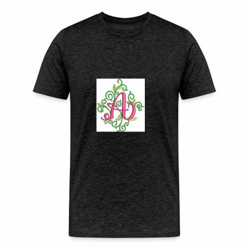 A Design - Men's Premium T-Shirt
