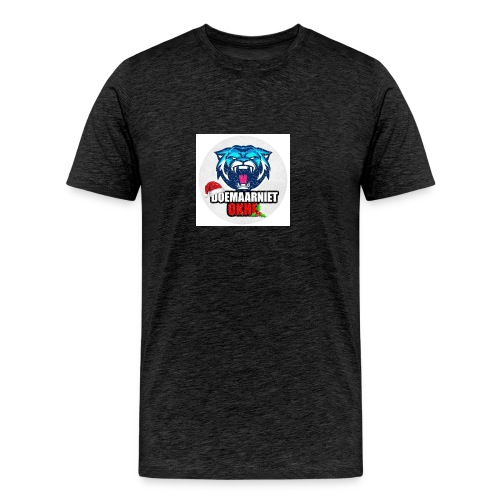 DoeMaarNiet.Okhe - Mannen Premium T-shirt
