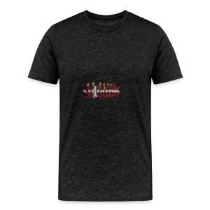 SquadDK - Herre premium T-shirt